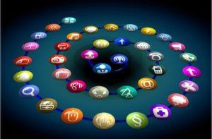 social network blockchain